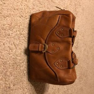 Stone Mountain leather satchel